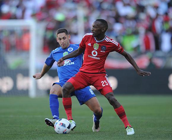 Football - 2016 Nedbank Cup Final - Supersport United v Orlando Pirates - Peter Mokaba Stadium