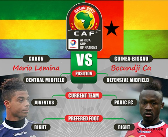 Key battles Gabon v Guinea-Bissau