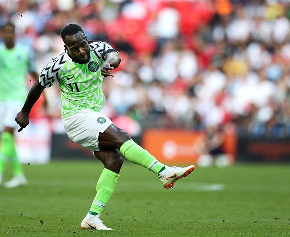 Victor Moses, Nigeria